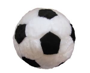 """Подушка игрушка """"Футбольный мяч"""""""