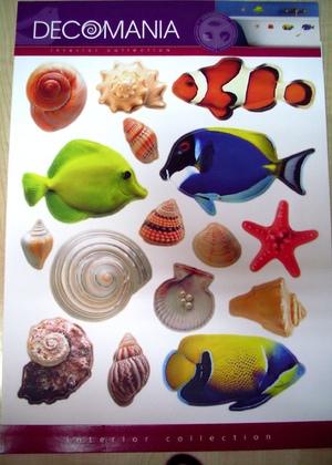 IF 4001 Морские рыбы, рыбки